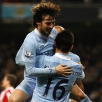Manchester City 3-0 Stoke City: Citizens Top Of The Tree At Christmas (Photos & Highlights)