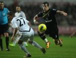 Soccer - Barclays Premier League - Swansea City v Tottenham Hotspur - Liberty Stadium