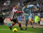 Soccer - Barclays Premier League - Sunderland v Manchester City - Stadium of Light