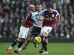 Soccer - Barclays Premier League - Aston Villa v Everton - Villa Park