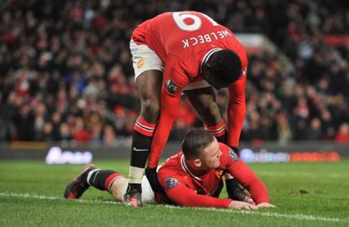 Soccer Barclays Premier League Manchester United V