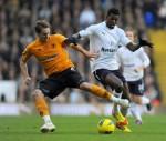 Soccer - Barclays Premier League - Tottenham Hotspur v Wolverhampton Wanderers - White Hart Lane