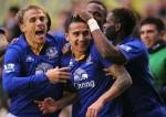 Soccer - Barclays Premier League - Everton v Blackburn Rovers - Goodison Park