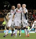 Soccer - Barclays Premier League - Fulham v Newcastle United - Craven Cottage