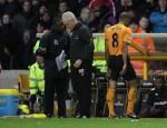 Soccer - Barclays Premier League - Wolverhampton Wanderers v Aston Villa - Molineux Stadium