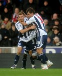Soccer - Barclays Premier League - Stoke City v West Bromwich Albion - Britannia Stadium