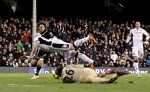 Soccer - Barclays Premier League - Fulham v Newcastle United - Craven Cottage