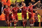 Soccer - Carling Cup - Semi Final - Second Leg - Liverpool v Manchester City - Anfield