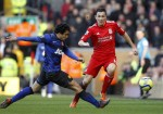 Soccer - FA Cup - Fourth Round - Liverpool v Manchester United - Anfield