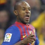 Real Madrid 1-2 Barcelona – Fearsome Strike Duo Abidal & Puyol Give Barca Upper Hand (Photos & Highlights)