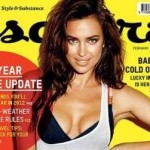 WAG Watch: Irina Shayk Goes Very Nearly Topless In Esquire