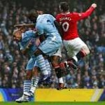 FA Cup Third Round: Man City 2-3 Man Utd – Kompany Sees Red As United Beat The Blues (Photos & Highlights)