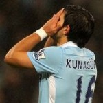 Sergio Aguero Has Solo Wondergoal Scotched By Edin Dzeko&#8217;s Heroic Last-Ditch Tackle (Video)