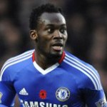 Michael Essien Back In Action For Chelsea, Plays 75 Minutes Of Reserve Game