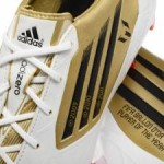 Competition: WIN! A Pair Of Lionel Messi's Super Swish Gold AdiZero F50 Boots!