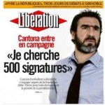 Eric Cantona Announces Decision To Run For French Presidency, Or Does He?