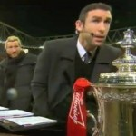 Martin Keown Smacked In Face By Rogue Football During Leeds Warm-Up (Video)