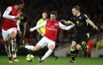 Soccer - FA Cup - Third Round - Arsenal v Leeds United - Emirates Stadium
