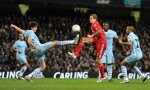 Soccer - Carling Cup - Semi Final - First Leg - Manchester City v Liverpool - Etihad Stadium