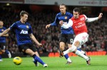 Soccer - Barclays Premier League - Arsenal v Manchester United - Emirates Stadium