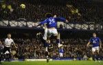 Soccer - FA Cup - Fourth Round - Everton v Fulham - Goodison Park
