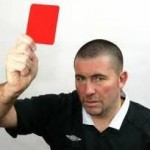 Moronic Anti-Celtic Sectarian Abuse Appears On Ex-Referee Jeff Winter's Personal Website