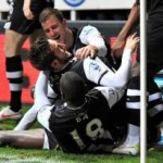 Newcastle 3-0 Man Utd: Toon Tonk Hapless United (Photos & Highlights)