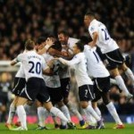 Tottenham 2-0 Everton: Assou-Ekotto Cracks Home 30-Yard Missile As Spurs March On (Photos &#038; Highlights)