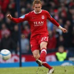 How Not To Head A Ball – Aberdeen's Robert Milsom Gets It All Wrong (Video)