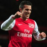 Arsenal 1-0 Queens Park Rangers: Gunners Capitalise On Top Four Slip-Ups As Van Persie Scores Again (Photos & Highlights)