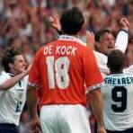 Retro Football: England Hammer Holland 4-1 At Euro '96 (Photos & Highlights)