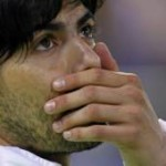 Ever Banega Injured For Six Months After Running Himself Over With His Own Car