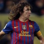 Barcelona Beast Carles Puyol Pulls Off Double Roulette Trick vs Valencia (Video)