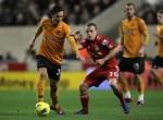 Soccer - Barclays Premier League - Wolverhampton Wanderers v Liverpool - Molineux Stadium