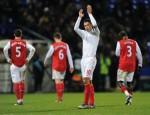 Soccer - Barclays Premier League - Bolton Wanderers v Arsenal - Reebok Stadium