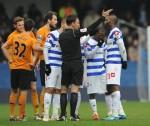 Soccer - Barclays Premier League - Queens Park Rangers v Wolverhampton Wanderers - Loftus Road
