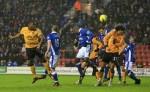 Soccer - Barclays Premier League - Wigan Athletic v Everton - DW Stadium