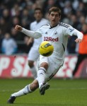 Soccer - Barclays Premier League - Swansea v Norwich City - Liberty Stadium