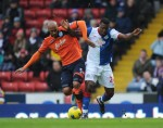 Soccer - Barclays Premier League - Blackburn Rovers v Queens Park Rangers - Ewood Park