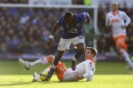 Soccer - FA Cup - Fifth Round - Everton v Blackpool - Goodison Park