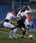 Soccer - FA Cup - Fifth Round - Millwall v Bolton Wanderers - The Den