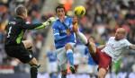 Soccer - Barclays Premier League - Wigan Athletic v Aston Villa - DW Stadium