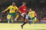 Soccer - Barclays Premier League - Norwich City v Manchester United - Carrow Road