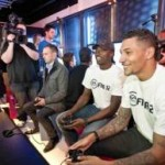 Premier League Stars Turn Out For FIFA 12 Interactive World Cup UK Qualifier