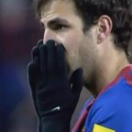 Sergio Busquets Suffers Grotesque Knee Injury vs Real Sociedad (Video)