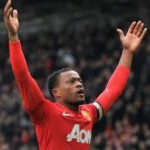 Patrice Evra Celebrates In Front Of Luis Suarez At Full-Time (Video)