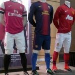Are These The New Nike Arsenal, Barcelona And Man Utd Kits? Let's Hope Not! (Leaked Photo)