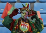 Equatorial Guinea African Cup Soccer