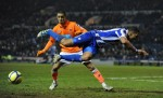 Soccer - FA Cup - Fourth Round Replay - Sheffield Wednesday v Blackpool - Hillsborough