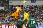 Gabon African Cup Soccer